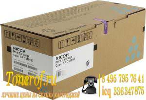 Ricoh SP C310HE Cyan 300x205 Ricoh SP C310HE (407637)
