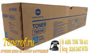 Konica Minolta TN616C 300x176 Konica Minolta TN616C (A1U9430)