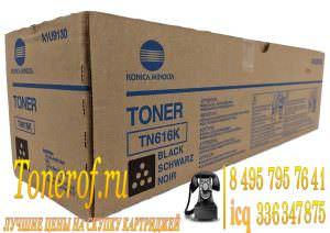 TN616K 300x212 Konica Minolta TN616K (A1U9130)