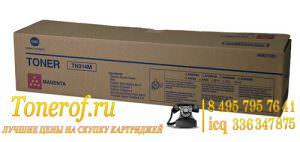 Konica Minolta TN314M 300x142 Konica Minolta TN314M (A0D7351)