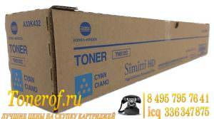 Konica Minolta TN 512C 300x167 Konica Minolta TN512C (A33K452)