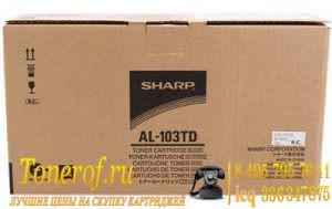 Sharp AL 103TD 300x189 Sharp AL 103TD